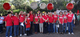 Sindicato dos Bancários do ABC participa do Dia Nacional de Mobilização e Paralisação na Paulista