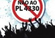 Negociação sobre PL 4330 acaba sem acordo e CUT vai ocupar Congresso