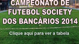 Campeonato de Futebol Society 2014