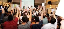 Assembleia aprova greve a partir do dia 30; nesta segunda (29/09) tem assembleia organizativa