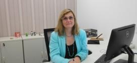Conselheira eleita, Maria Rita Serrano participa da reunião do CA na Caixa