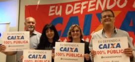 Debate na Câmara reafirma caráter 100% público da Caixa e necessidade de ampliar mobilização