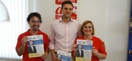 Candidato à reeleição no Caref visita o Grande ABC