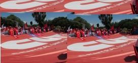 Ato em Brasília protesta contra os rumos da economia