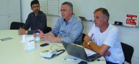 Secretário de Serviços Urbanos de São Bernardo visita o Sindicato