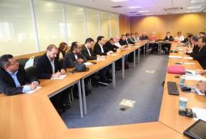 Mesa bipartite de segurança bancária volta a se reunir depois da Campanha Nacional 2015