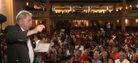 Sindicalistas fazem ato e manifesto em apoio a Lula e à democracia no Brasil