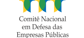 Comitê Nacional em Defesa das Empresas Públicas lança jornal e logotipo