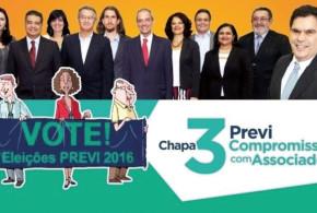 Eleição na Previ vai até dia 27