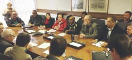 Financiários entregam pauta de reivindicações para Fenacrefi