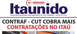 Contraf-CUT publica jornal Itaunido