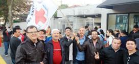 Sindicato apoia luta dos funcionários da Saúde do ABC