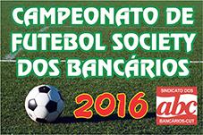 Campeonato de Futebol Society 2016