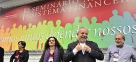 """Lula afirma que golpe impediu """"o Brasil que queremos"""""""