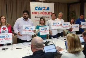Em mais uma negociação nesta terça-feira, 30, Caixa não apresenta proposta e empurra empregados para a greve