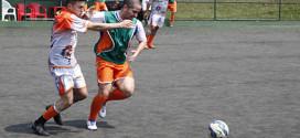 Primeira rodada do Campeonato de Futebol Society aconteceu no sábado, 17