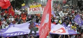 Centrais e movimentos promovem dianacional de protestos nesta quinta, 22