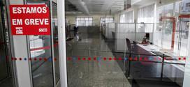 Greve atinge quase 100% dos bancários da Região