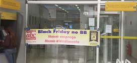 """Bancários do ABC participam do """"Black Friday"""" no Banco do Brasil"""