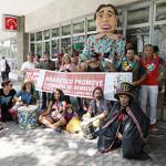 Bloco de Carnaval dos Bancários do ABC.