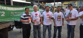 Sindicato participa de dia de combate às LER/DORTs