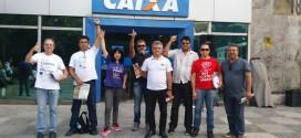 Bancários fazem ato em defesa dos bancos públicos nesta sexta em São Paulo
