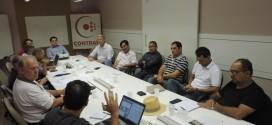 Coletivo de Segurança debate planejamento estratégico para 2017