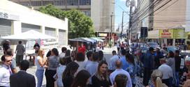 Bancários do ABC participam do Dia Nacional de Paralisação Contra as Reformas da Previdência