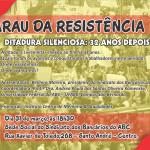 convite sarau da resistencia dia 31-03
