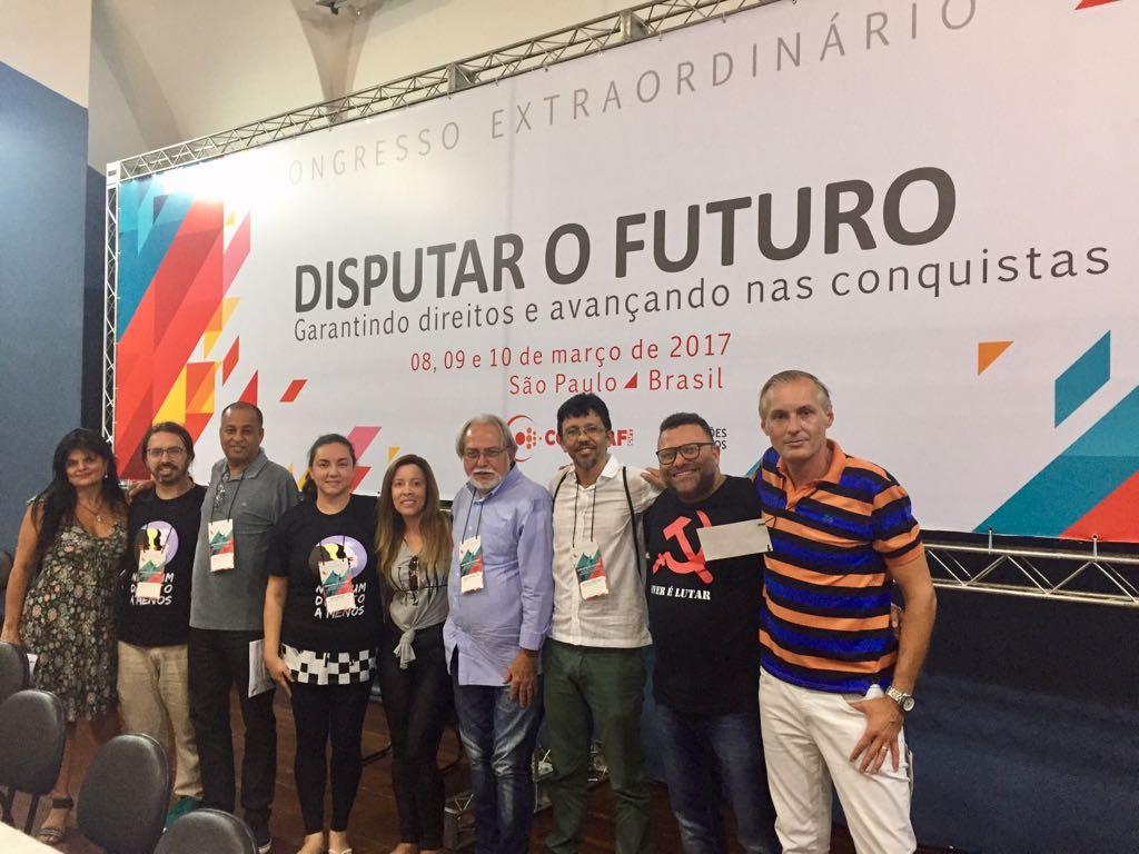 delegação congresso