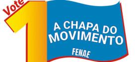 Saiba como votar nas Eleições Fenae 2017 nos dias 15 e 16