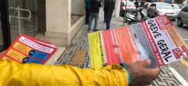 Categoria bancária reforça greve geral no ABC