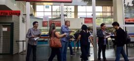 Bancários convocam população para ato do dia 8 de abril
