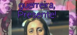 Nota de Falecimento – Sandra Buzanin Pinheiro