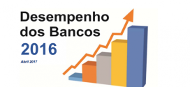 Os cinco maiores bancos do Brasil fecharam 2016 com R$ 6,1 trilhões em ativos