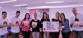 Campanha de Sindicalização 2017 – Mutirão em São Bernardo do Campo