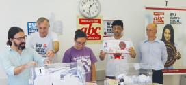Realizado o primeiro sorteio de prêmios da Campanha de Sindicalização 2017