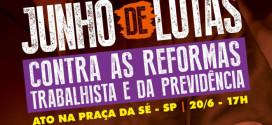 """Bancários de todo o Brasil aderem ao """"Esquenta"""" da Greve Geral; atividades de mobilização prosseguem no ABC"""