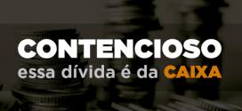 Fenae lança campanha pelo pagamento do contencioso judicial
