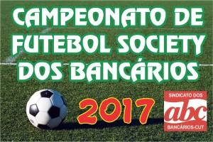 Campeonato de Futebol Society 2017