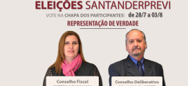 Santander, não aceitamos campanha desigual!