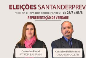 Sindicato conquista eleições no SantanderPrevi